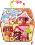 Lalaloopsy Mini Speelhuis + Pop