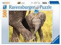 Ravensburger Olifantenjong - Puzzel
