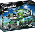 Playmobil E-rangers Ruimtebasis - 5149
