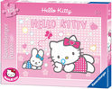 Ravensburger Puzzel: Hello Kitty Blaast Zeepbellen