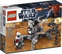 LEGO Star Wars Elite Clone Trooper & Commando Droid Battle Pack - 9488