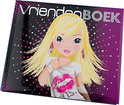 Top Model Vriendenboek