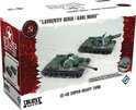 Dust Tactics: IS-48 Super-Heavy Tank - Lavrentiy Beria / Karl Marx