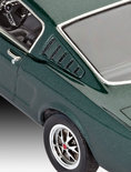Revell Auto 1965 Ford Mustang 2+2 Fastback - Bouwpakket - 1:24