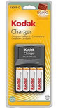 Kodak batterijlader K 620 E-C incl. 4 AA Penlite 2100 mAh