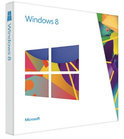 Microsoft Windows 8, 32-bit, OEM, English, 1pk, DVD