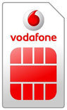 Vodafone Simkaart Prepaid Plus incl. 10 euro beltegoed