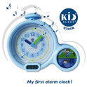 Kidsleep - Kidklok 2-in-1 Blauw