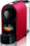 Krups Nespresso Apparaat U MAT XN2505 - Red