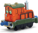 Chuggington Die-cast Trein Kelly en de Pakket Wagon