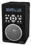 Denver DAB43+ DAB+ & DAB Digital radio Black