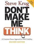 Don't Make Me Think (ebook)