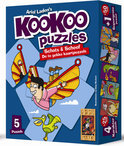 Koo Koo Puzzel Vliegen