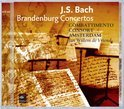 Brandenburg Concertos J.S. Bach By Combattimento Consort Amsterdam Cd