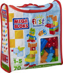 Mega Bloks First Builders Dolle Dieren