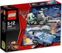 LEGO Cars 2 Ontsnapping op Zee - 8426