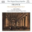 Franck: The Great Organ Works Vol 1 / Eric Lebrun