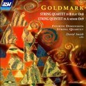 Goldmark: String Quintet, etc /David Smith, Fourth Dimension