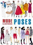 Mode Illustreren: Poses