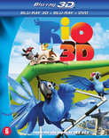Rio (2D+3D) (Blu-ray+Dvd Combopack)