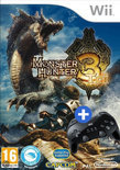 Monster Hunter Tri + Classic Controllar Zwart