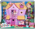 Mini Lalaloopsy Sew sweet house - Poppenkast