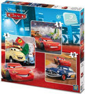 3 in 1 Disney Puzzel Cars