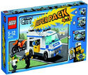 LEGO City Politie 4-in-1 Super Pack - 66375