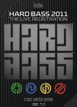 Hard Bass 2011 (The Live Registration) (L.E.) (Dvd+Blu-ray Reversed Combopack)