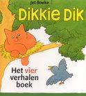Dikkie Dik het vierverhalenboek + handpop