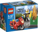 LEGO City Brandweermotor - 60000