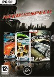 Need For Speed Collection (Underground 1 + 2 + Most Wanted)