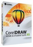 Coreldraw Graphics Suite X6 - Home & Student / 3 gebruikers / NL / FR
