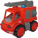 BIG - POWER WORKER BRANDWEERWAGEN (52CM)