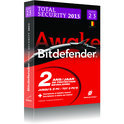 Bitdefender Total Security 2013 - 2 Jaar / 3 computers / Nederlands