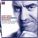 Moussorgsky: Pictures at an Exhibition etc / Valery Gergiev, Vienna PO