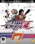Time Crisis 4 & G-Con Gun