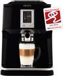 Krups One Touch Cappuccino EA850B Volautomaat Espressomachine