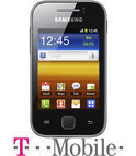 Samsung Galaxy Y (S5360) - Grijs - T-Mobile prepaid telefoon