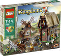 LEGO Kingdoms Overval op Molendorp - 7189