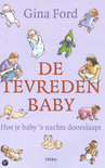 De tevreden baby