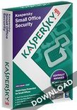 Kaspersky Small Office Security for Windows (5WS+1FS) directe download versie