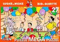 Suske en Wiske - Megapuzzel Feest! - Legpuzzel - 27 Stukjes