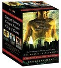 The Mortal Instruments boxset (1-3)