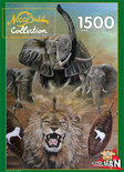 Nico Bulder Collection: Nature Afrika - Legpuzzel - 1500 Stukjes