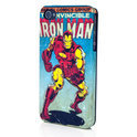 Marvel Satin Case voor iPhone 4S / 4, Iron Man (Vintage)