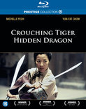 Crouching Tiger, Hidden Dragon (Blu-ray+Dvd Combopack)
