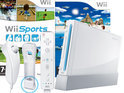 Nintendo Wii + Sports Resort Bundel Wit