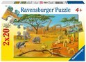 Ravensburger Puzzel - In de Wildernis