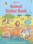 Animal Sticker Book [With 150+ Stickers]